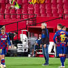 Pique pessimistic as Barcelona draw gives Real Madrid chance at title