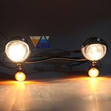Harley Davidson Light Fixtures by Aliexpress Com Buy Partol Motorcycle Headlight Bullet Turn