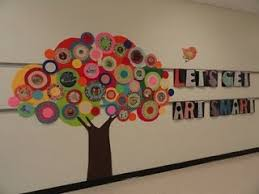 Art Bulletin Boards And Classroom Ideas