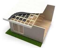 104 Skillian Roof Skillion Insulation Expol Polystyrene Home Insulation