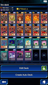 Yugioh Volcanic Deck April 2015 by Pyro Deck Recipe Yugioh Duel Links Gamea