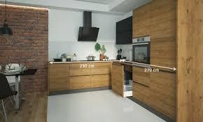 küchenzeile l form einbauküche 230x270cm lava permbroke ares