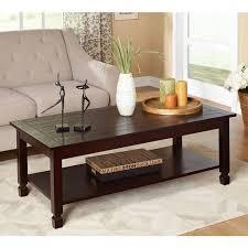 coffee tables astonishing black wooden coffee table walmart for