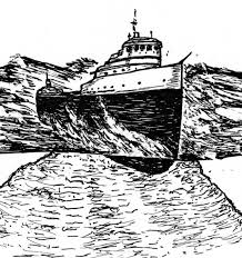 What Time Did The Edmund Fitzgerald Sank by The Edmund Fitzgerald A Blog On The Final Voyage M A R L I N