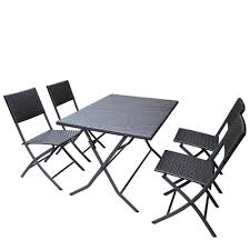 Patio Dining Set 5PC Resin Rattan Steel Folding Bistro ... Oakville Fniture Outdoor Patio Rattan Wicker Steel Folding Table And Chairs Bistro Set Wooden Tips To Buying China Bordeaux Chair Coffee Fniture Us 1053 32 Off3pcsset Foldable Garden Table2pcs Gradient Hsehoud For Home Decoration Gardening Setin Top Elegant Best Collection Gartio 3pcs Waterproof Hand Woven With Rustproof Frames Suit Balcony Alcorn Comfort Design The Amazoncom 3 Pcs Brown Dark Palm Harbor Products In Camping Beach Cell Phone Holder Roof Buy And Chairswicker Chairplastic Photo Of Green Near 846183123088 Upc 014hg17005 Belleze