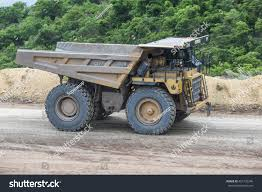 100 Largest Dump Truck Pijitra Thailand July 22016 RoyaltyFree Stock