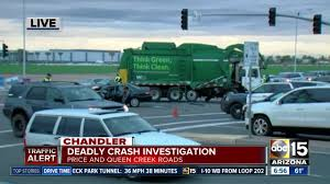PD: 1 Dead In Chandler Crash With Garbage Truck - ABC15 Arizona Coroner Identifies Garbage Truck Driver Killed In Powell County Accident Miami Dump Fell Asleep Behind Wheel Before Boil Water Advisory Hollywood Lifted After Main Break No Charges For Tampa Who Hit Woman On Watch This Dump Truck Flip Smashing Highway Sign With Raised Two Accidents Volving City Solid Waste Trucks At 16th Street Los Angeles Garbage Accident Lawyer Free Case Reviewcall 247 Lawyers Mobile Alabama Citrin Law Firm Troopers Utah Flown To Hospital After Runs Stop Critical Crash I94 Romulus Cameras Key To Solving Crash Off I95 Ramp Cbs Photos Alleged Car Thief Dies Horrific Kingston Loop News