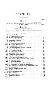 Original Table Of Contents Or First Page