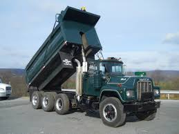 100 Mack Dump Trucks For Sale 1989 Mack Rd690s Triaxle Steel Dump Truck For Sale