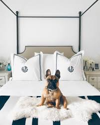 Pottery Barn Dog Bed by Master Bedroom Reveal With Joss U0026 Main U2014 Me And Mr Jones