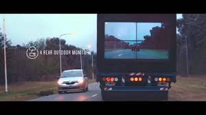 100 Valley Truck And Trailer The Safety A Tractor With Builtin Cameras