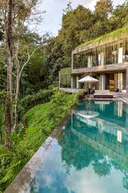 Home Designs: Jungle Villa - Bali Jungle Retreat Surrounded By ... Tiny Vacation Home Design Floorplan Layout With Guest Bed Ana Ideas Shocking House 2 Jumplyco Small Modern Homes Breakingdesign Net Images With Outstanding Plan Plans And Getaway Mountain Style Stunning Summer Interior Rentals In Orlando Fl Rental And Basement Awesome Lake Photos Bedroom Fresh 7 Twin Over Bunk Youtube Idolza Dream Philippines Nice Homes