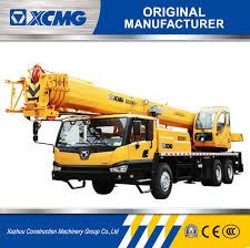 China XCMG Construction Equipment 25 Ton All Crane Truck Mounted ...