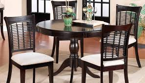 Bobs Furniture Dining Room Chairs by Awesome Picture Of 4 Dining Room Chairs Catchy Homes Interior