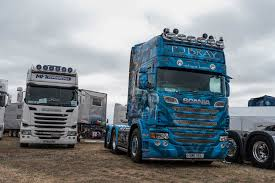 2018 Convoy In The Park – Show Trucks, Trade Show And Entertainment ...