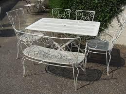 Ebay Patio Furniture Uk by Vintage Garden Furniture Gcyasiu Acadianaug Org Garden Furniture