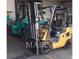 100 Cat Lift Trucks Erpillar LIFT TRUCKS 2P3000 Misc Forklifts Material