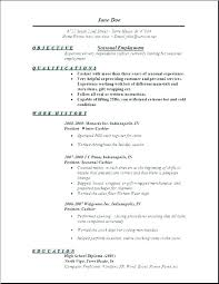 Sample Employment Resume Fabulous Gaps With Additional Pretty Government