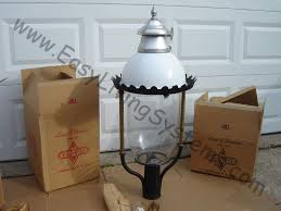 Gas Lamp Mantles Outdoor by Historical Archival Information For Gaslite Outdoor Gas Street