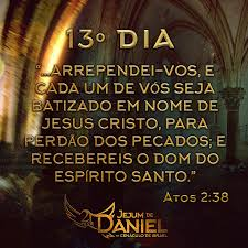 100 Daniel 13 Jejum De Dia Bispo Jlio Freitas Blog Oficial