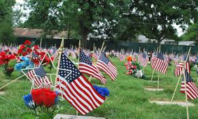Memorial Day Graveside Decorations by Anything That Needs Done U0027 Stry Us