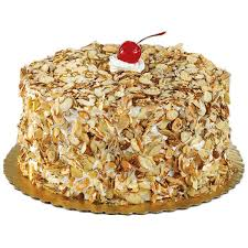 Giant Eagle Toasted Almond Cake Image Food Products