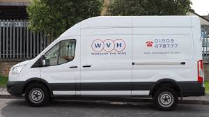 Blank Hire Vans From Worksop Van Hire, Van Rental In Nottinghamshire ...