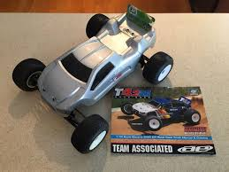 RC10T4.2 With Upgrades Stadium Truck Ready To Run | #1910706706