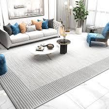 licht luxus nordic teppich wohnzimmer dicke moderne teppich
