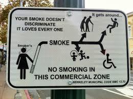 smokefree outdoor air no smoke org