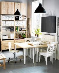 Dining Room That Serves As A Working Area