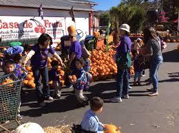 Mission Valley Pumpkin Patch by 2016 Pumpkin Patch Field Trip Casa De Fruta 10 21 Daniel