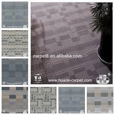 sale pu pvc thick printed commercial carpet tiles 50x50 view