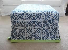 Armless Club Chair Slipcovers by Ottoman Exquisite Ottoman Slipcover How To An Chair And Covers