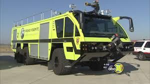 Fresno Yosemite International Airport Gets Improved Emergency ...