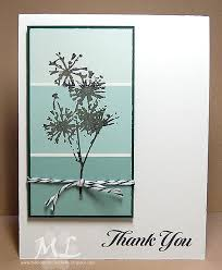 VIEW IN GALLERY Gorgeous Paint Chip Thank You Card