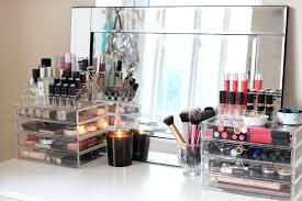 makeup storage from ikea rangement make up ikea cilif