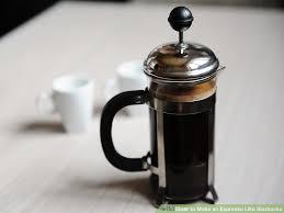 Image Titled Make An Espresso Like Starbucks Step 8