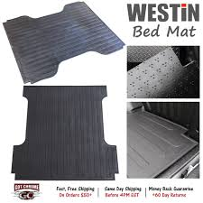 100 Rubber Truck Mats 506355 Westin Bed Mat Liner Ford F150 56 Bed 2015