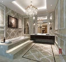 Italian Grey Marble Waterjet Medallions Flooring Design