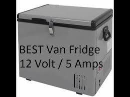 BEST Van Fridge Review