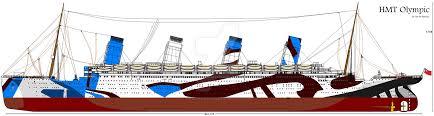 Brittanic Sinking by Hmhs Explore Hmhs On Deviantart