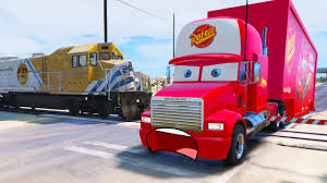 Disney Pixar Mack Truck Hit By Train - Cars 3 For Kids & Superheroes ... Heavy Cstruction Videos Disney Pixar Mack Truck And Cars Smoby Veimlis 70360208 Varlelt Majorette Ice Wireless 213089593 Scale 1 24 Feature Tent Great Kids Bedrooms The Cars3 Toy Big Crash Toys For Kids Disneypixar Tour Is Back To Bring More Highoctane Fun Lego 8486 Macks Team I Brick City Hauler Camion Transporteur Store 10 Cars 3 Mack Truck Trolley Diy Role Play Products Wwwsmobycom With Tool Box Tools Kit Lightning Mcqueen 95 Au Sports Car W The King Metal Model Mack Truck Cars Pixar Red Tractor Trailer Hd Wallpaper