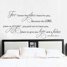 Online Shop For I Know The PlansBible Verse Jeremiah 29