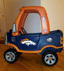 Little Tikes Denver Broncos Cozy Truck | #1861062086 Great First Toddler Car From Little Tikes Southern Mommas Toy Story We Drive The Supersized Cozy Coupe Auto Express Truck Swing And Play Princess The Warehouse Verkopopf With Eyes A Quick Reference For Restoration Princesscozytruck Fixed Up A Broken Cozy Coupe Truck To Look Like Military Jeep 9195 Ojcommerce Lt Side Backyard Fun