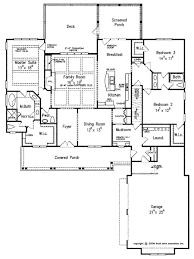 Ceiling Joist Span Table by Craftsman Style House Plan 3 Beds 2 50 Baths 2325 Sq Ft Plan 927 2