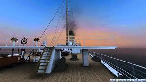 titanic in ship simulator 2008 new horizonts hd youtube