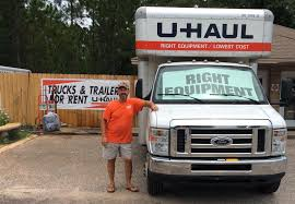 Navarre Business Signs With U-Haul - News - Washington County News ... How Many Mpg Do Rental Trucks Get Gas Mileage Is A Big Factor U Haul Truck Video Review 10 Rental Box Van Rent Pods Storage I Spent Three Days Of My Christmas Vacation With 14foot Flourishing Palms A Couple More Goodbyes December 2013 Laptop And Rifle Uhaul 6x12 Utility Trailer Wramp Uhaultrucksaless Most Teresting Flickr Photos Picssr Sthboundsuburban Adventures Traveling From North America To Uhauls Ridiculous Carbon Reduction Scheme Watts Up With That Recent Moving My Apartment Into Using Uhaul And Hireahelper