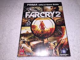 Far Cry 2 Prima Official Game Guide Xbox 360 PS3 Brand New