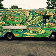 100 Cleveland Food Truck The Green Machine S Roaming Hunger